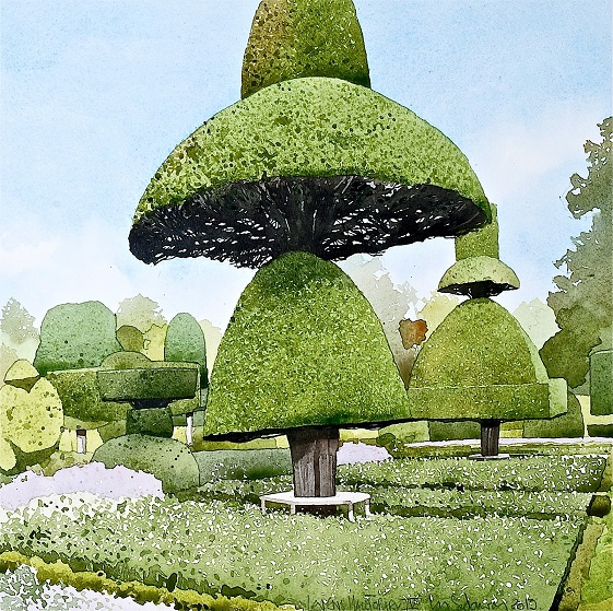 Levens Hall Topiary 4. copy