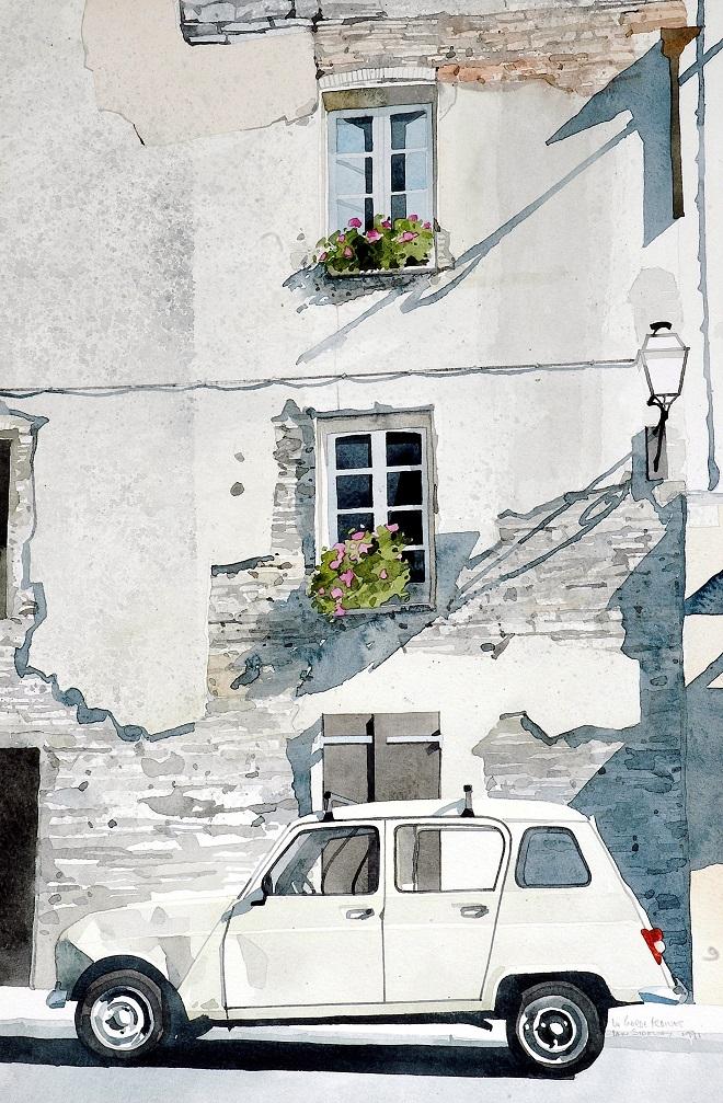 Provence Renault, Le Garde Freinet copy