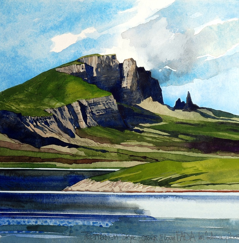 Scotland, The Storr Trotternish copy