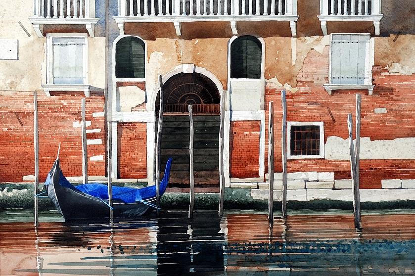 Venice. Canal Grande copy