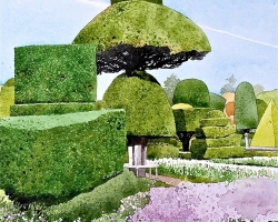 Levens Hall Topiary 3. copy