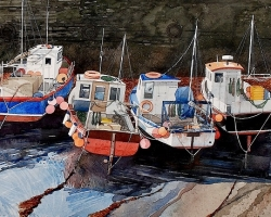 Polperro, Low Tide copy 2