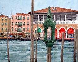Venice Loggia della Pescaria & Mercato copy