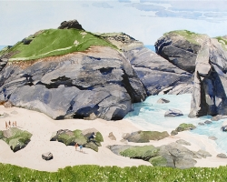 Kynance Cove Cornwall